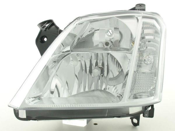 Verschleißteile Scheinwerfer links Opel Meriva 03-
