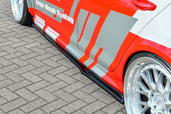 Cup2 Race Optik Seitenschweller aus 4 tlg. für VW Golf 7 GTI ab Bj. 2012-2017