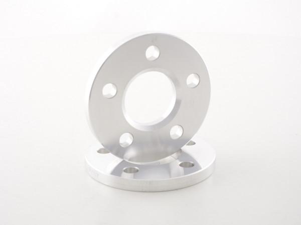 Spurverbreiterung Distanzscheibe System A 13 mm pro Rad Lancia Zeta (220)