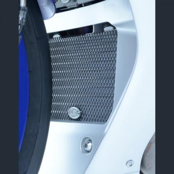 R&G Racing Kühlergitter Ölkühler Yamaha YZF R1 / R1 M 15-