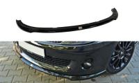 Front Ansatz Passend Für RENAULT CLIO III RS Carbon Look