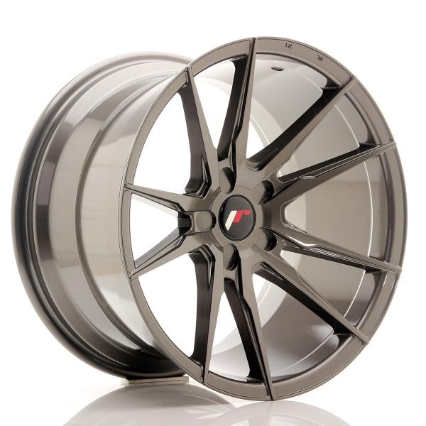 JR Wheels JR21 19x11 ET15-30 5H Blank Red