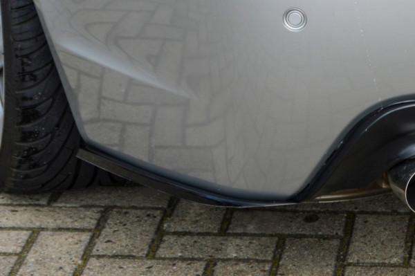 Heckansatz Seitenteile aus ABS für BMW 5er E60 E61 M-Paket Limousine