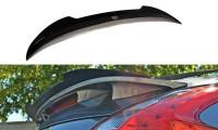 Spoiler CAP Passend Für Nissan 370Z Schwarz Matt