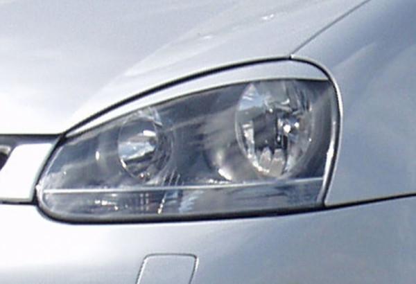 Scheinwerferblendensatz für VW Golf 5 1K Bj. 2003-2008
