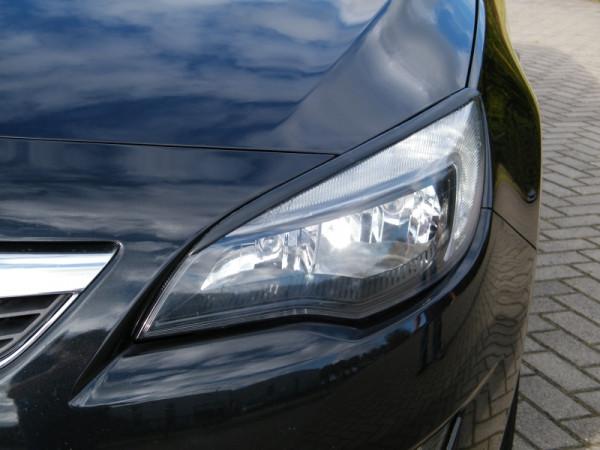 Scheinwerferblendensatz für Opel Astra J GTC ab Bj. 11/2012-