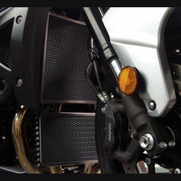 R&G Racing Kühler & Ölkühler Schutzgitter Set Suzuki B-King