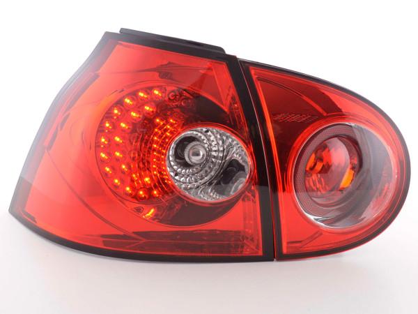 LED Rückleuchten Set VW Golf 5 Typ 1K Bj. 2003-2008 rot
