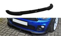 Front Ansatz Passend Für MINI COOPER R56 JCW Carbon Look