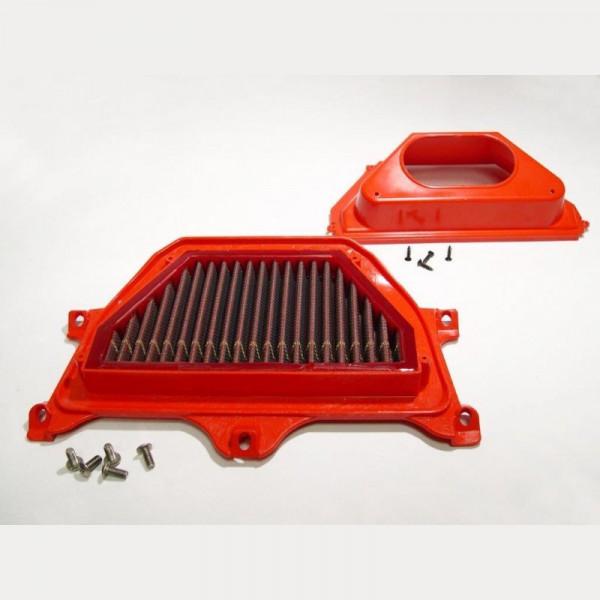 BMC Performance Luftfilter Kit mit Luftmengenbegrenzer Yamaha YZF R6 2006-2007