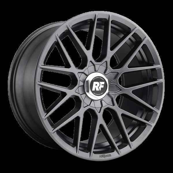 Rotiform RSE ET35 plate Front - Anthrazit