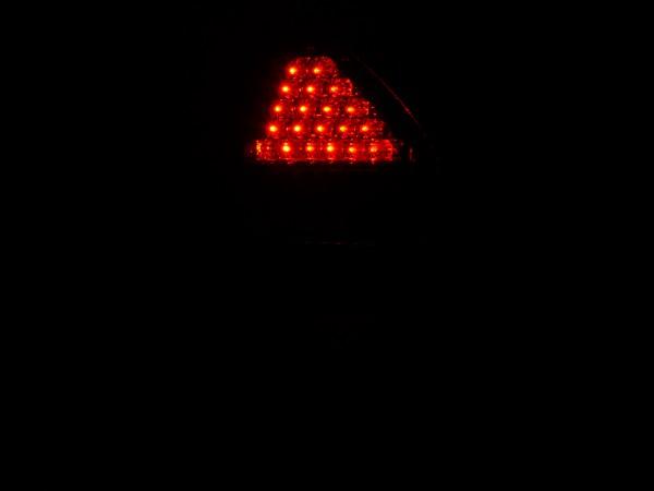 LED Rückleuchten Set Opel Zafira A Bj. 97-05 schwarz