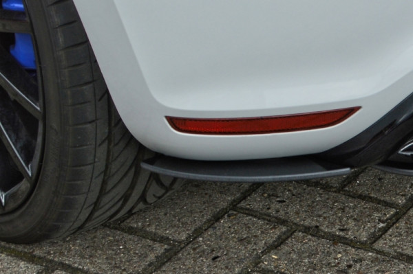 Heckansatz Seitenteile für VW Polo WRC Bj. 2012-2014