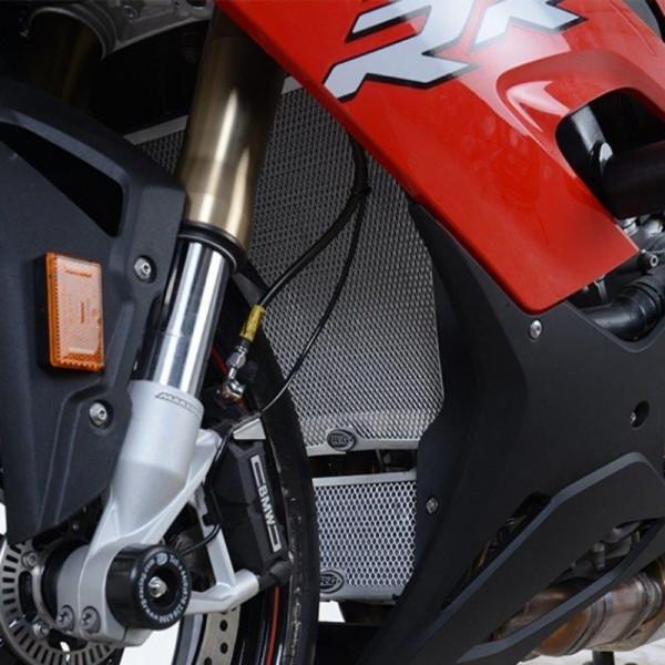 R&G Racing Kühlergitter Ölkühler BMW S 1000 RR 2019- / S 1000 XR 2020-