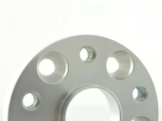 Spurverbreiterung Distanzscheibe System B+ 40 mm BMW 5er (E39)