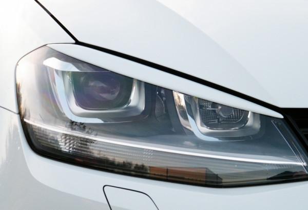 Scheinwerferblendensatz für VW Golf 7 AU ab Bj. 2012-