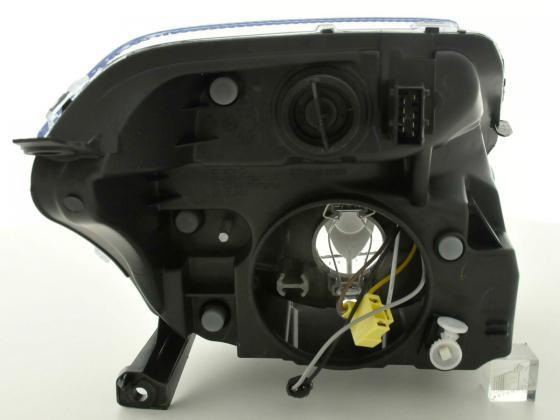 Verschleißteile Scheinwerfer links Citroen C2 (Typ J***) Bj. 03-05