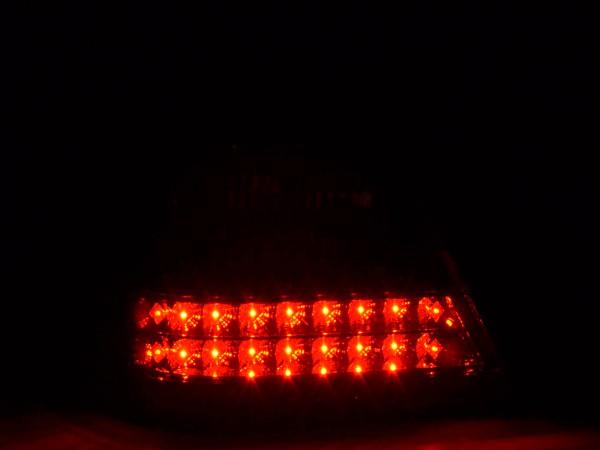 LED Rückleuchten Set Mercedes C-Klasse Typ W202 Bj. 96-00 schwarz