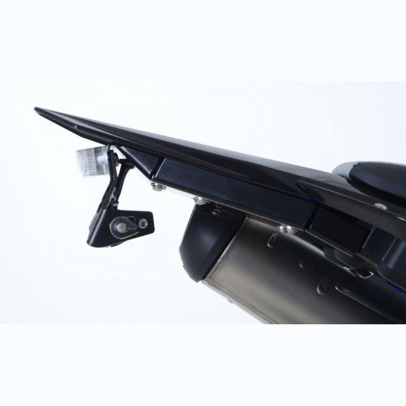 r g racing kennzeichenhalter yamaha wr 125 r x 2009 kennzeichenhalter verkleidung. Black Bedroom Furniture Sets. Home Design Ideas