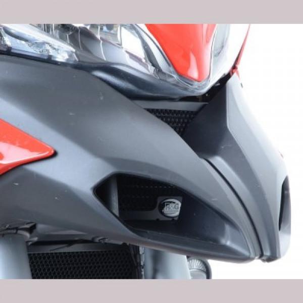 R&G Racing Kühlergitter Ölkühler Ducati Multistrada 1200 / GT