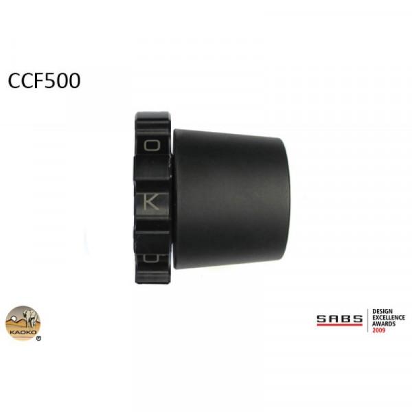 "Kaoko Gasgriff-Arretierung ""Drive Control"" für BMW K1200 S/R / R1200 S/R / K1300 S/R"