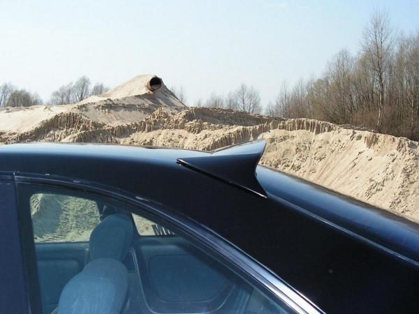 Dachspoiler Passend Für NISSAN SKYLINE R33 GTS & R33 GTR