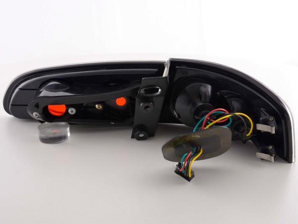 Rückleuchten Set Seat Ibiza Typ 6L Bj. 03- schwarz