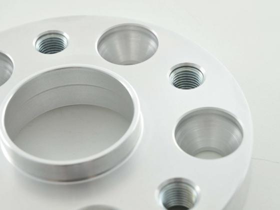 Spurverbreiterung Distanzscheibe System B+ 50 mm Opel Calibra (A)