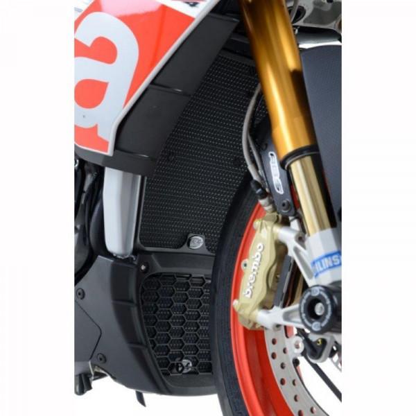 R&G Kühlergitter Ölkühler Aprilia RSV 4 / Tuono V4 1100 2015-