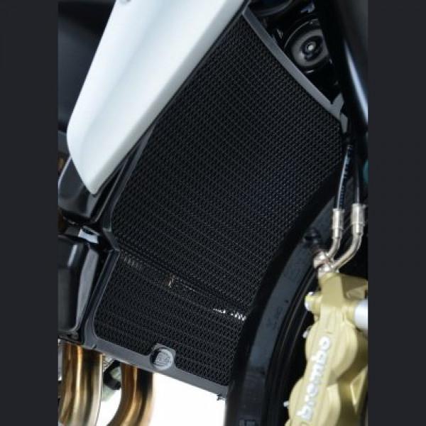 R&G Kühlergitter Wasser & Öl MV Agusta Rivale 800 2014-