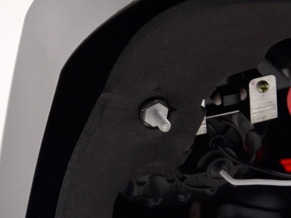 LED Rückleuchten Set VW Golf 3 Typ 1HXO Bj. 92-97 schwarz