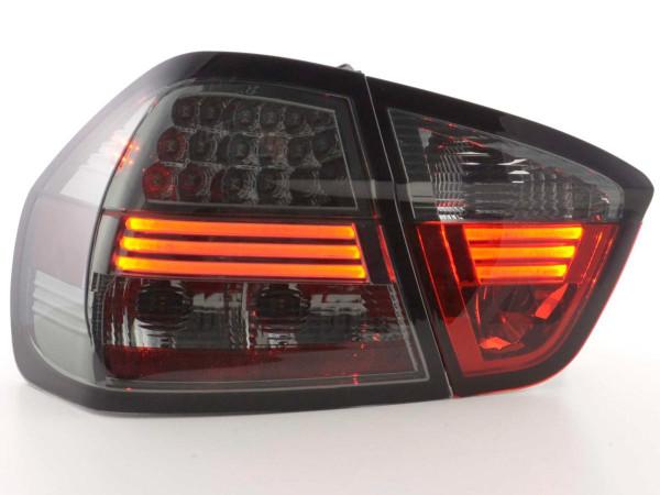 LED Rückleuchten Set BMW 3er Limousine Typ E90 Bj. 05-08 schwarz