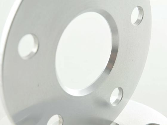 Spurverbreiterung Distanzscheibe System A 10 mm VW Caddy (2K/2KN)