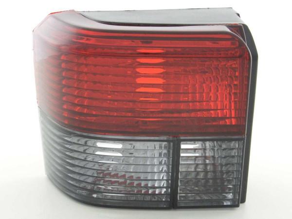 Rückleuchten Set VW Bus T4 Typ 70... 91-04 schwarz/rot