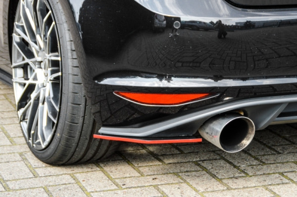 Heckansatz Flaps links / rechts für VW Golf 7 GTI