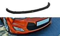 Front Ansatz Passend Für Hyundai Veloster Carbon Look