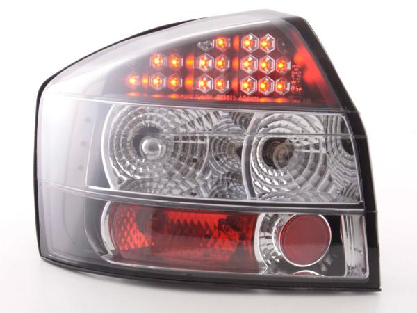 LED Rückleuchten Set Audi A4 Limousine Typ 8E 01-04 schwarz