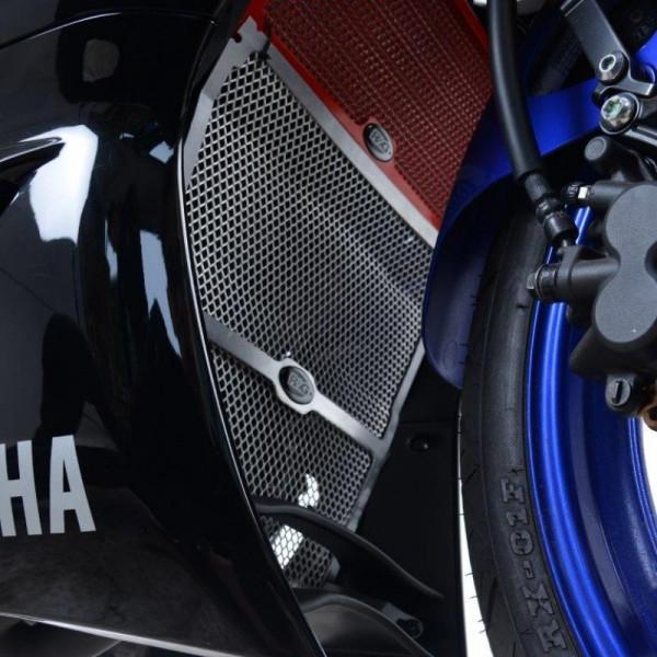 R&G Racing Krümmerschutz Yamaha YZF-R3 / R25 2019-