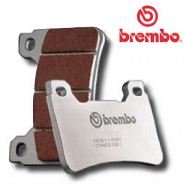 Brembo Bremsbeläge vorn 07YA23 SA / SC / RC
