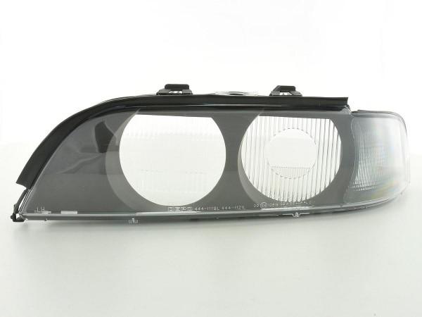 Frontblinker Blinker Set BMW 5er Typ E39 Bj. 95-00 schwarz