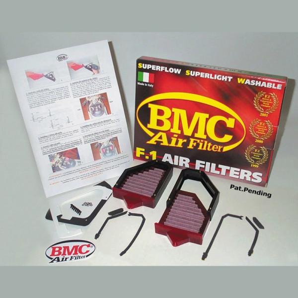 "BMC Performance Luftfilter ""Full Kit"" Ducati 748 / 916 / 996 / 998"