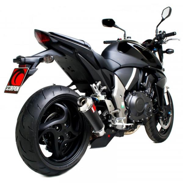 Scorpion Power Cone Auspuff Honda CB 1000 R 2008-2017