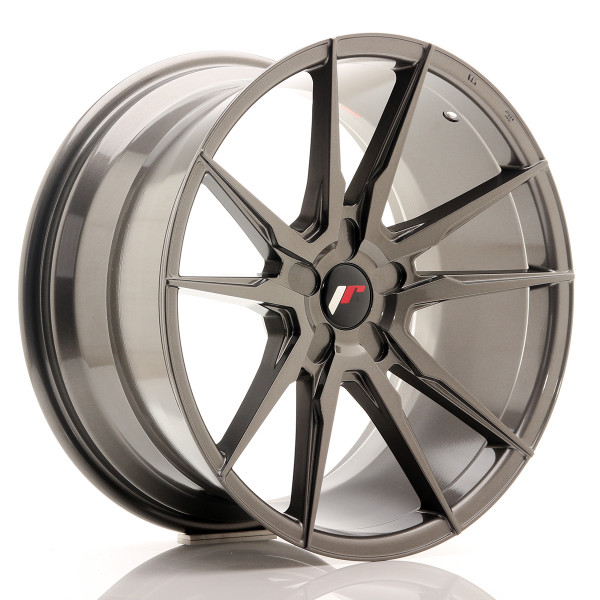 JR Wheels JR21 19x9,5 ET20-40 5H Blank Red
