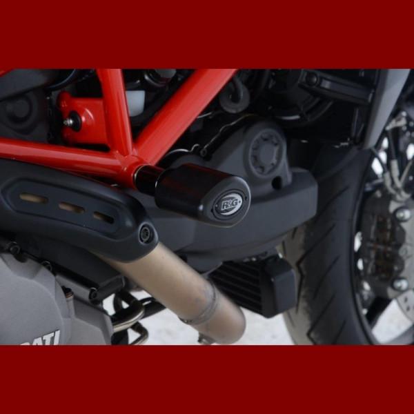 """R&G Sturzpads """"No Cut"""" Ducati Hypermotard 950 / 950 SP 2019-"""
