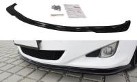 Front Ansatz Passend Für V.1 Lexus IS Mk2 Schwarz Hochglanz