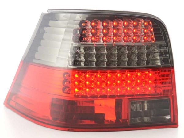 Led Rückleuchten VW Golf 4 Typ 1J Bj. 98-02 schwarz/rot