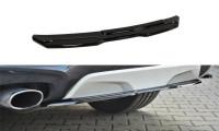 Mittlerer Diffusor Heck Ansatz Passend Für BMW X4 M Paket Carbon Look