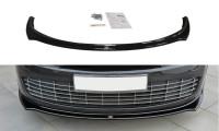 Front Ansatz Passend Für Renault Laguna Mk 3 Coupe Schwarz Matt