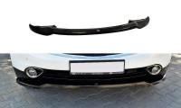 Front Ansatz Passend Für V.1 INFINITI QX70 Carbon Look