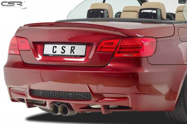 Heckklappe im CSL Style für BMW 3er E93 Cabrio MOT001